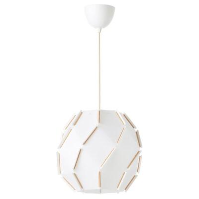 SJÖPENNA Závěsná lampa, kulaté, 35 cm