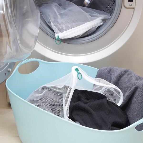 SLIBB Vak na praní, 2 ks, bílá