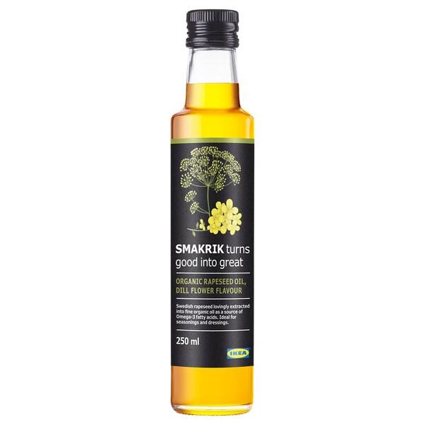 SMAKRIK Řepkový olej, kopr bio