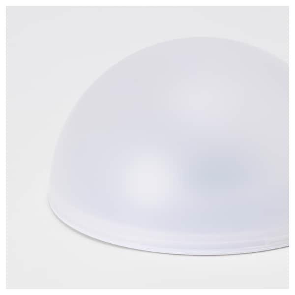 SOLVINDEN Solární osvětlení LED, venkovní/polokoule bílá