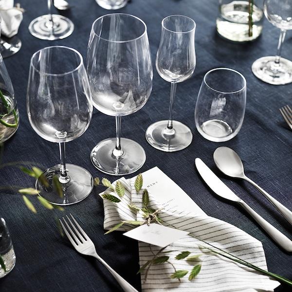 STORSINT Sklenka na víno, čiré sklo, 49 cl