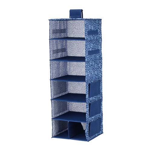 b627f41a5 STORSTABBE Závěsný úložný díl se 7 přihrádkami - IKEA