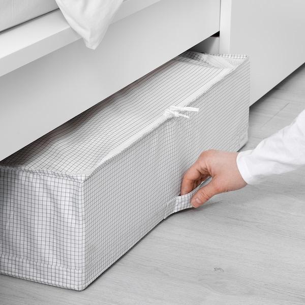 STUK úložný díl bílá/šedá 71 cm 51 cm 18 cm