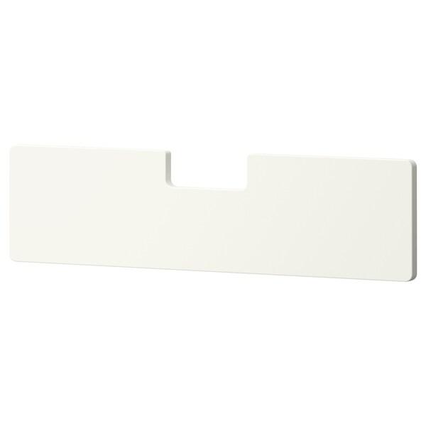 STUVA MÅLAD čelo zásuvky bílá 60 cm 16 cm