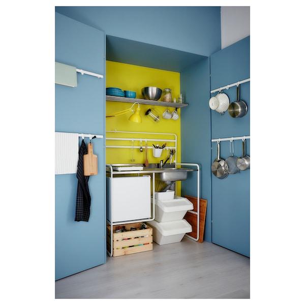 SUNNERSTA Mini kuchyně, 112x56x139 cm