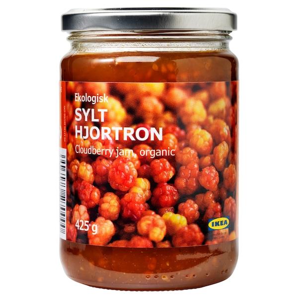SYLT HJORTRON Moruškový džem, bio, 425 g