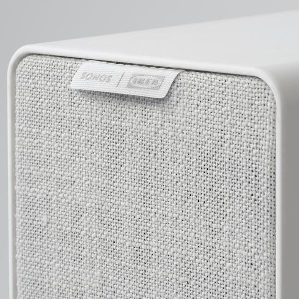 SYMFONISK / SYMFONISK reproduktor WiFi s háčkem bílá 10 cm 15 cm 31 cm
