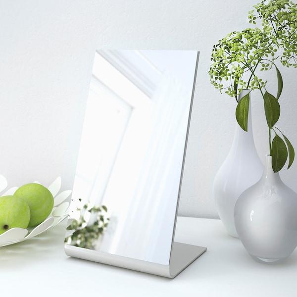 TYSNES Stolní zrcadlo, 22x39 cm