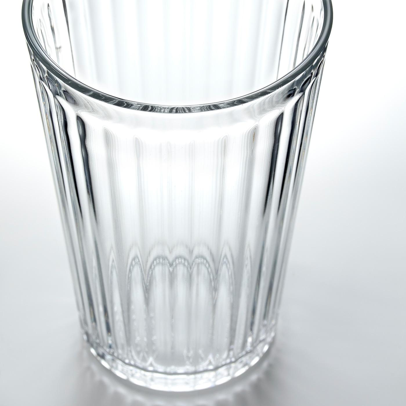 VARDAGEN Sklenice, čiré sklo, 43 cl