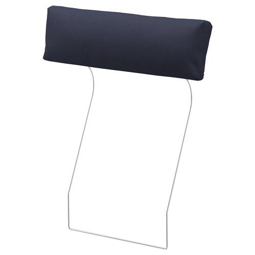VIMLE podhlavník Orrsta černomodrá 70 cm 20 cm 13 cm