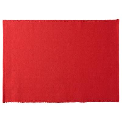 VINTER 2021 Prostírání, červená, 35x45 cm