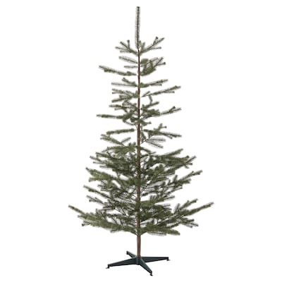VINTER 2021 Umělý vánoční strom, vn./venkovní zelená, 205 cm