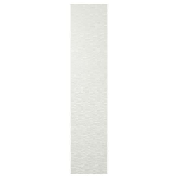 VINTERBRO Dveře, bílá, 50x229 cm