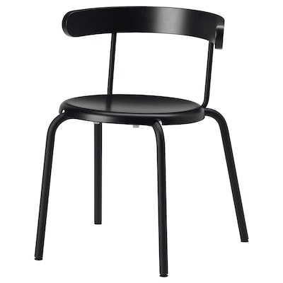 YNGVAR Židle, antracit