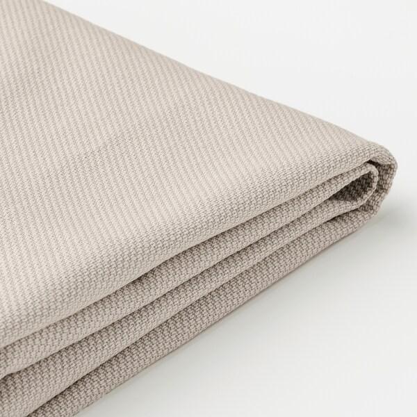 BERGMUND Chair cover, Hallarp beige