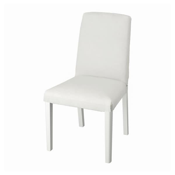 BERGMUND Chair frame, white