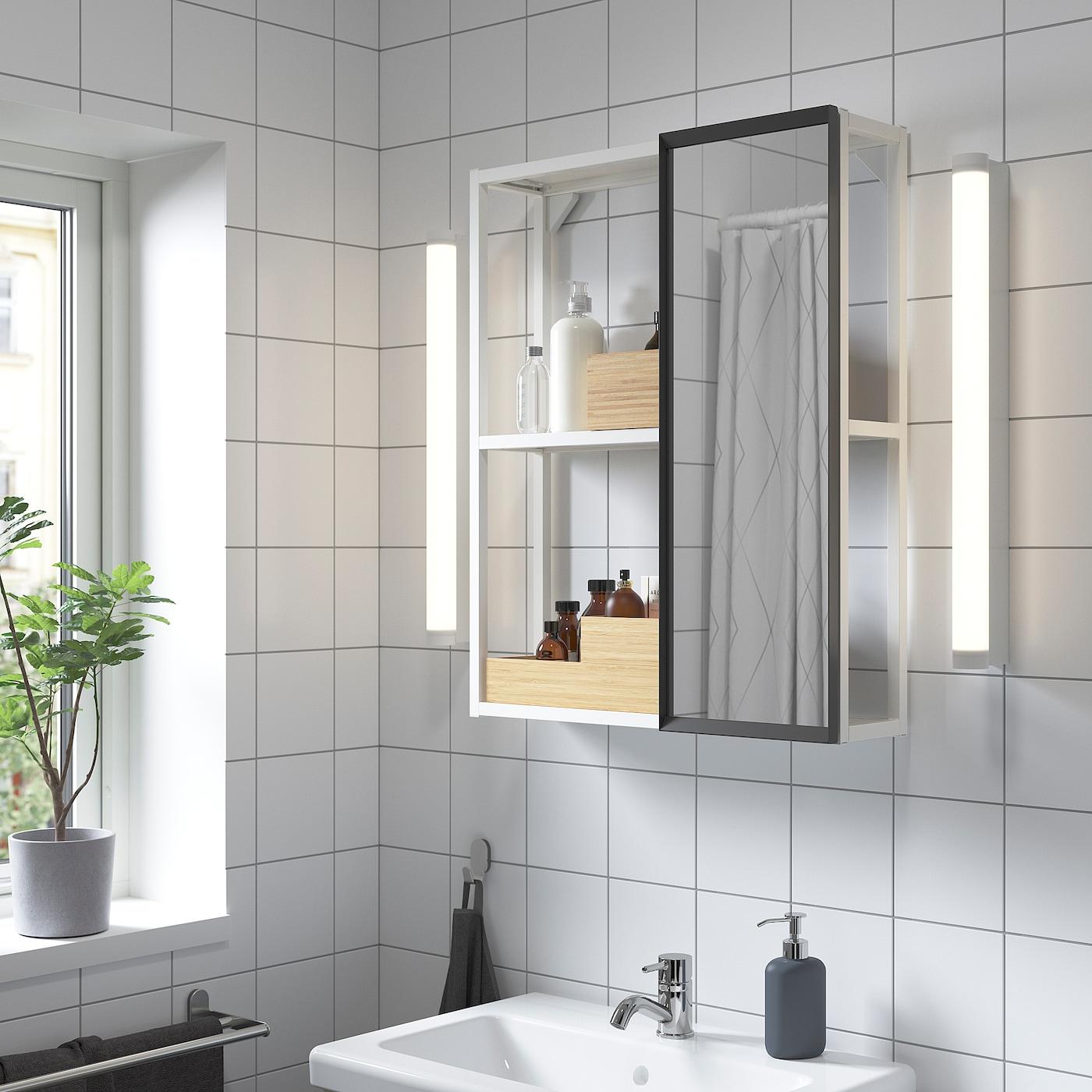 Enhet Mirror Cabinet White Ikea