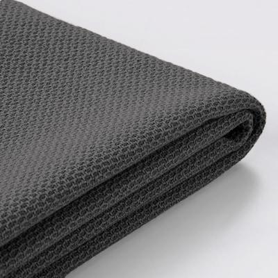 FÄRLÖV Cover for 2-seat sofa-bed, Flodafors grey