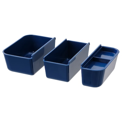 IKEA 365+ Insert for food container, set of 3