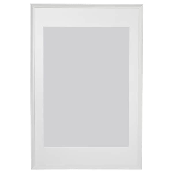 KNOPPÄNG Frame, white, 61x91 cm