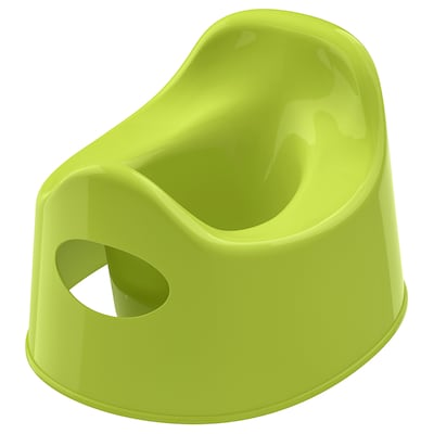 LILLA Children's potty, green