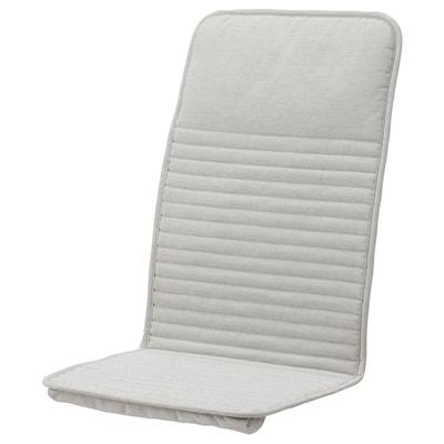POÄNG Children's armchair cushion, Knisa light beige