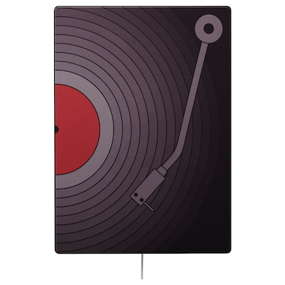 SYMFONISK Panel for picture frame speaker, Vinyl