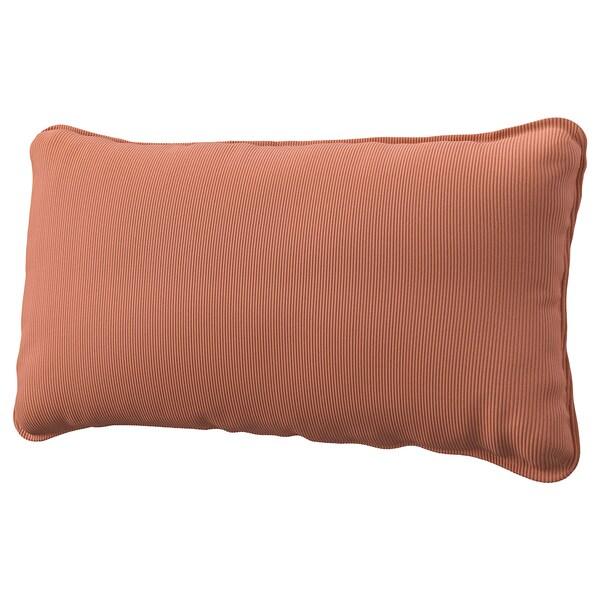 VALLENTUNA Back cushion, Kelinge rust
