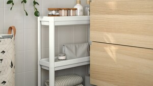 Bathroom trolleys