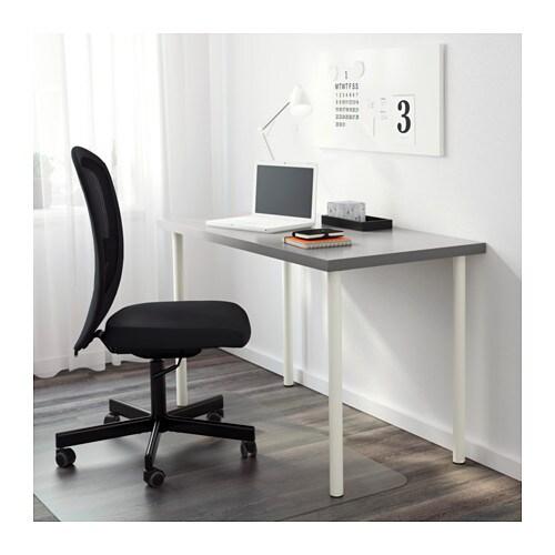 Ikea Tischfüsse adils bein weiß ikea