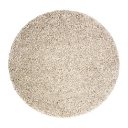 Teppich rund ikea  ÅDUM Teppich Langflor - 195 cm - IKEA