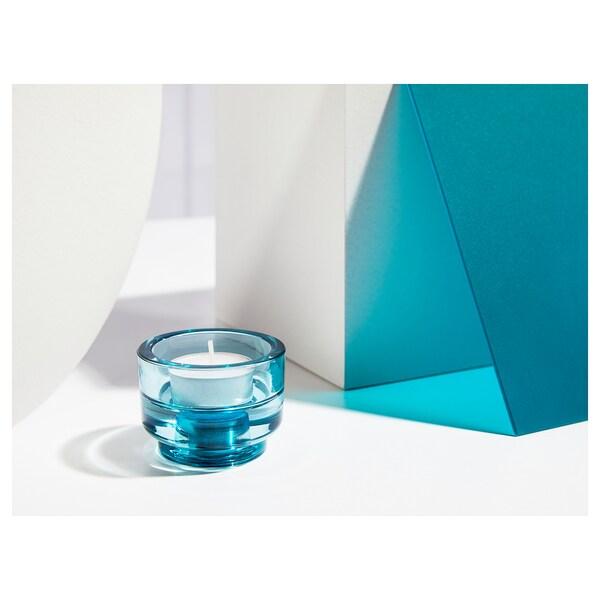 ÄDELHET Kerzen-/Teelichthalter 4er-Set