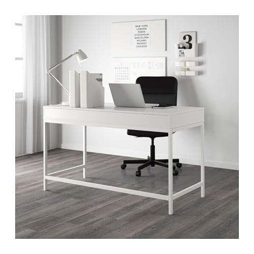 Schreibtischplatte ikea  ALEX Schreibtisch - grau - IKEA