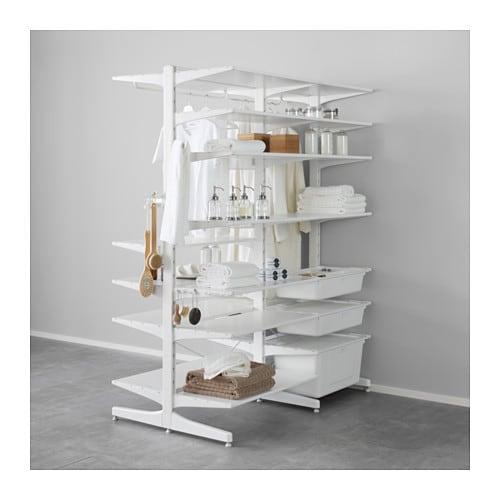 algot pfosten fu box ikea. Black Bedroom Furniture Sets. Home Design Ideas