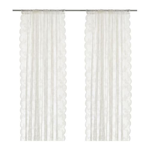 Ikea Gardine alvine spets gardinenstore paar ikea