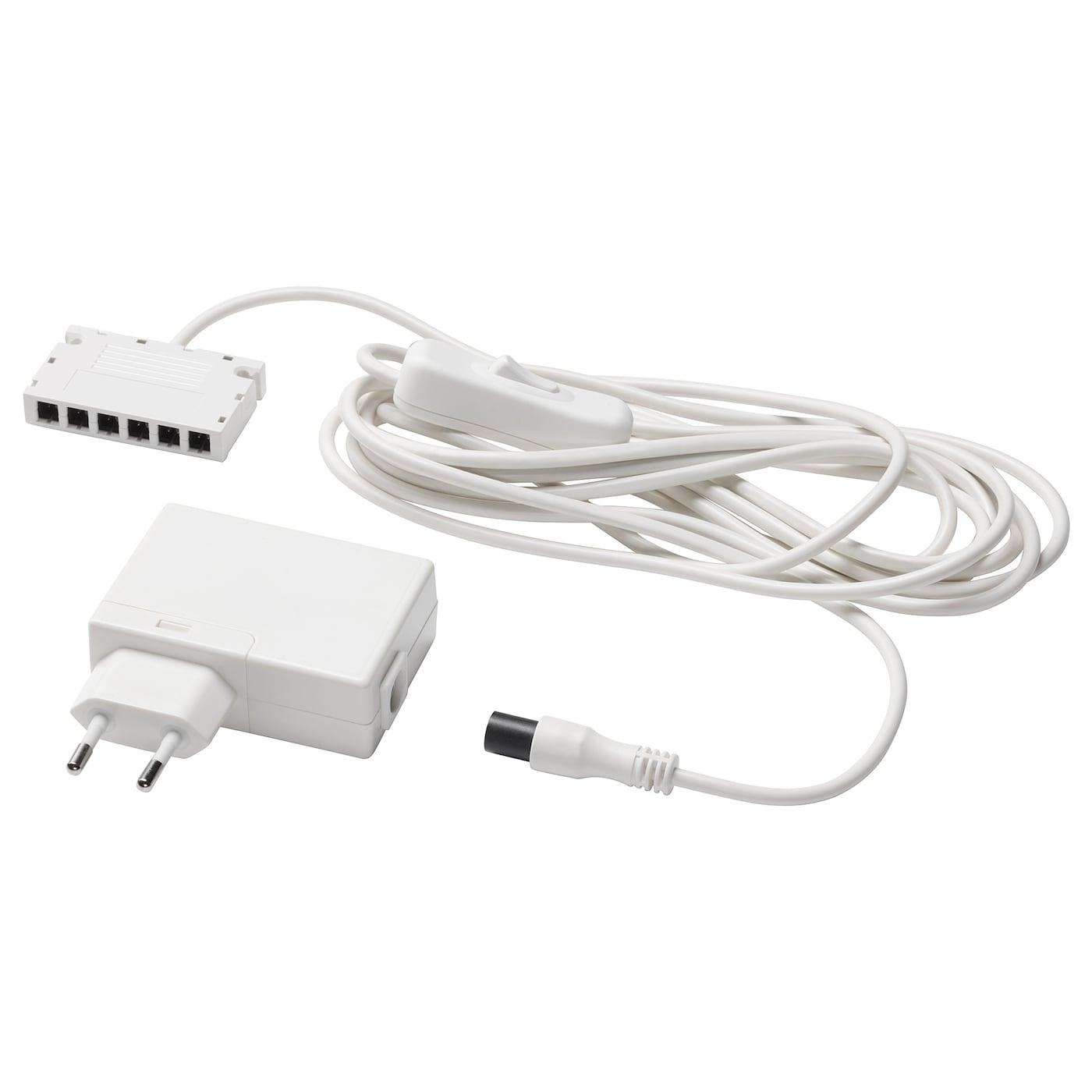 ANSLUTA | Baumarkt > Elektroinstallation > Weitere-Kabel | Weiß | IKEA