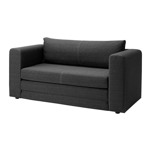 Askeby 2er bettsofa grau ikea for Sofa 70 cm tief