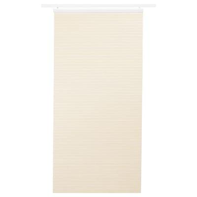 BACKSILJA Schiebegardine, weiß, 60x300 cm