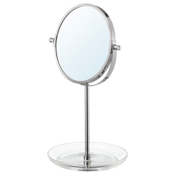 BALUNGEN Spiegel, verchromt, 21x36 cm