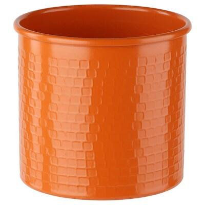 BEDYRA Übertopf, orange