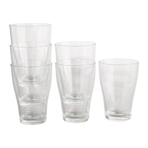 Ikea Gläser behändig glas ikea