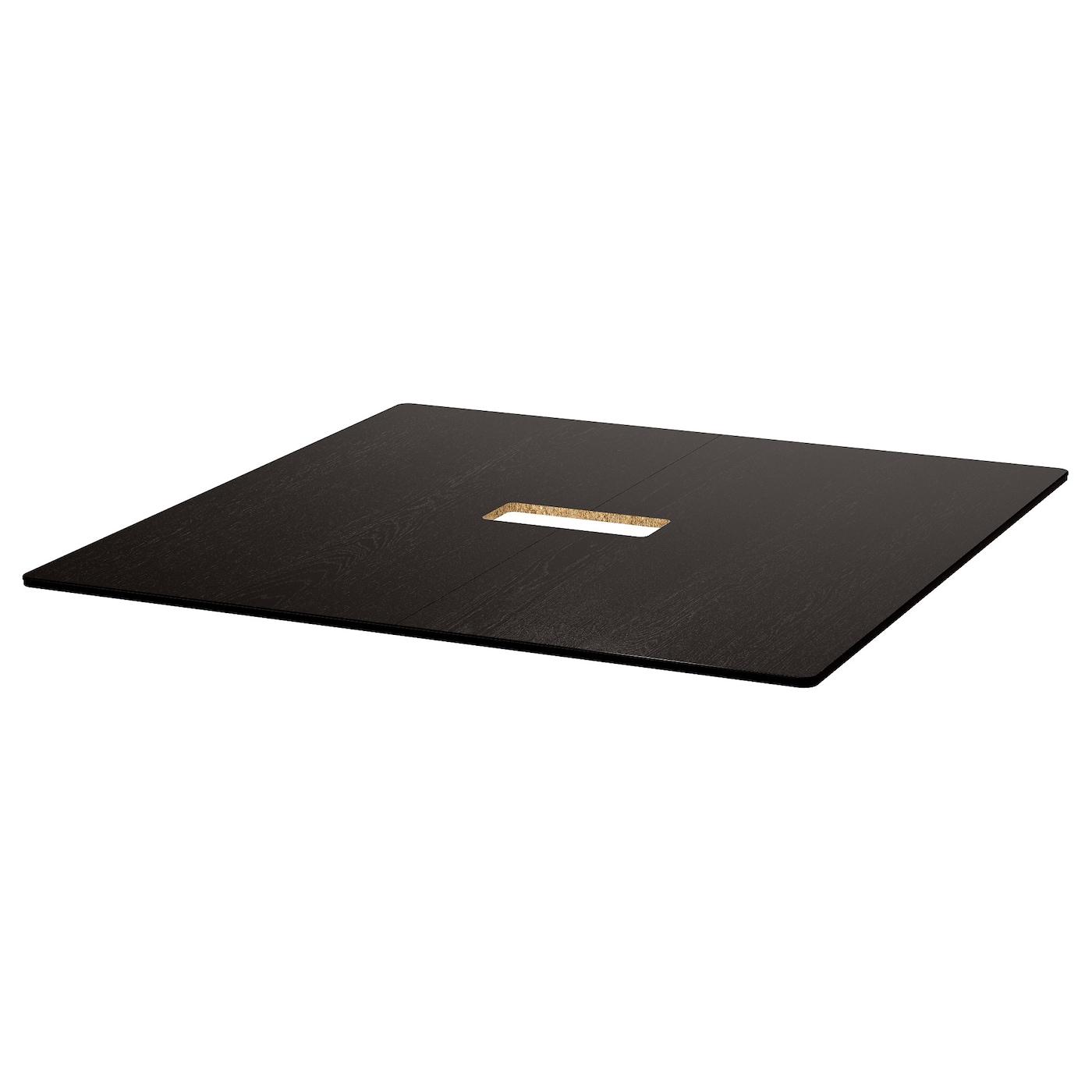 BEKANT, Tischplatte, schwarzbraun 302.528.88