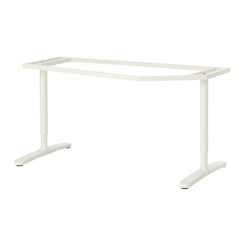 bekant untergestell f tischplatte 5 eckig wei ikea. Black Bedroom Furniture Sets. Home Design Ideas