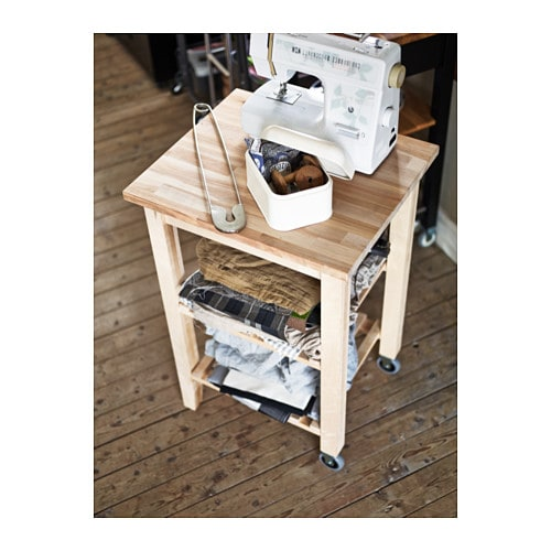 Keukentrolley Ikea : IKEA Bekvam Kitchen Cart
