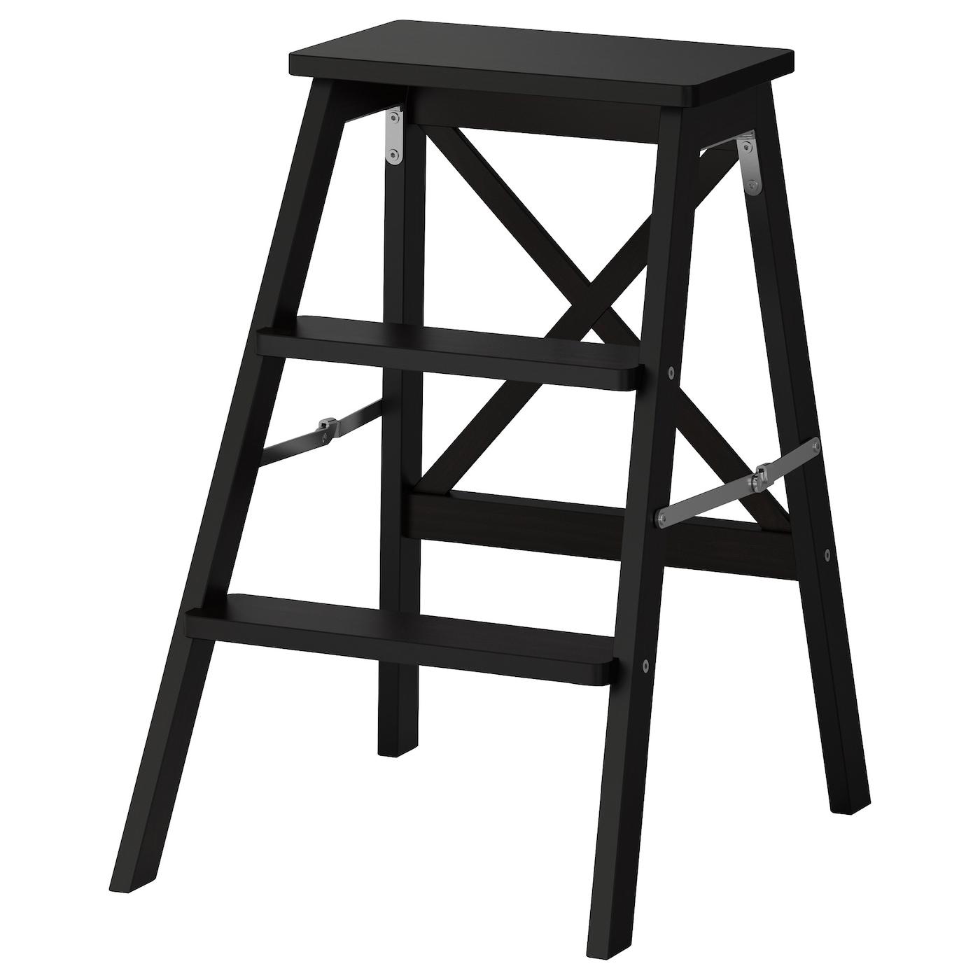 BEKVÄM | Baumarkt > Leitern und Treppen > Trittleiter | Schwarz | IKEA
