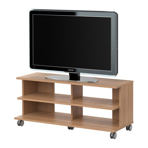 benno tv bank mit rollen inkl rollen f r hohe mobilit t durch die. Black Bedroom Furniture Sets. Home Design Ideas