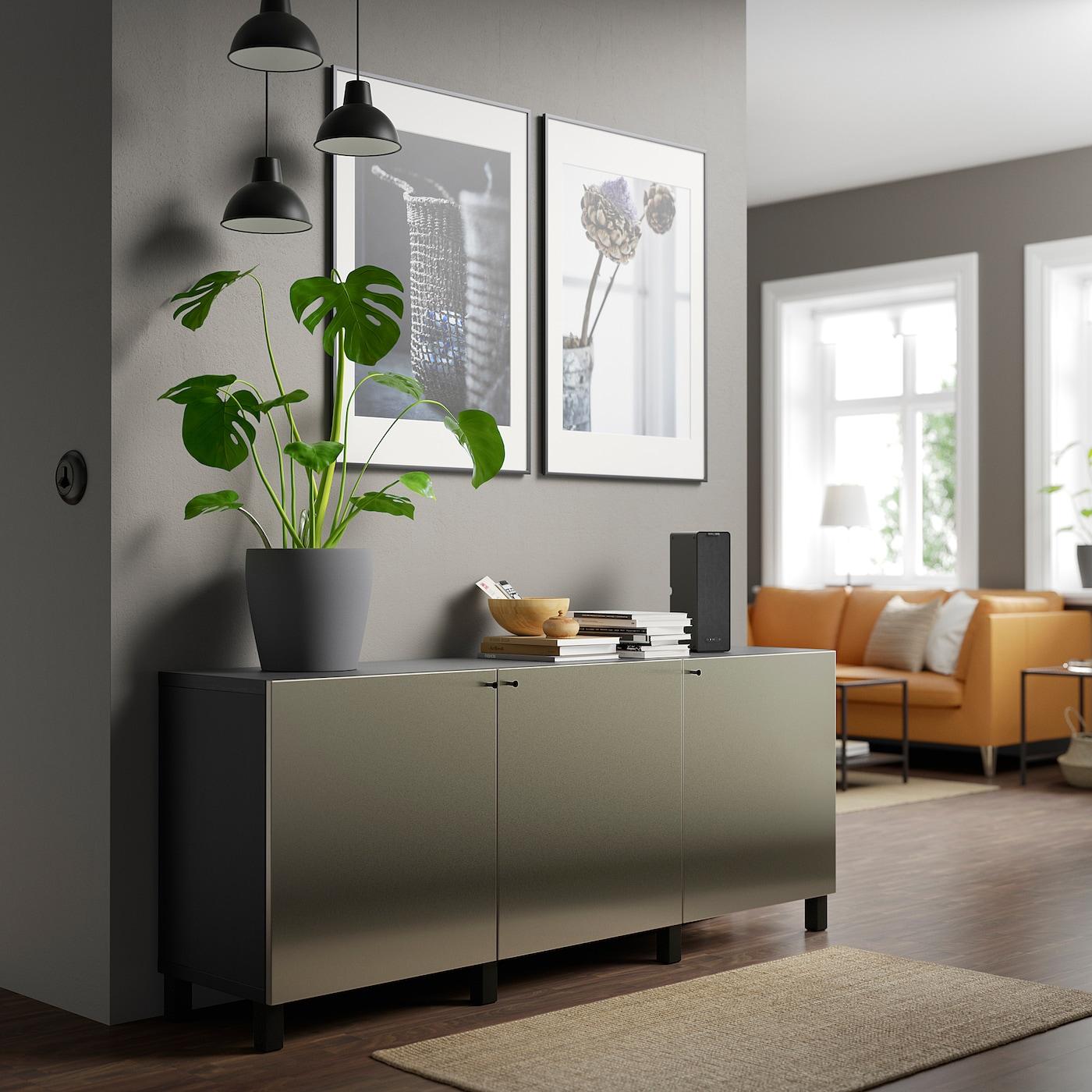 Ikea Wohnwand Besta Erfahrung