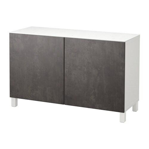 best aufbewahrung mit t ren wei kallviken dunkelgrau betonmuster ikea. Black Bedroom Furniture Sets. Home Design Ideas