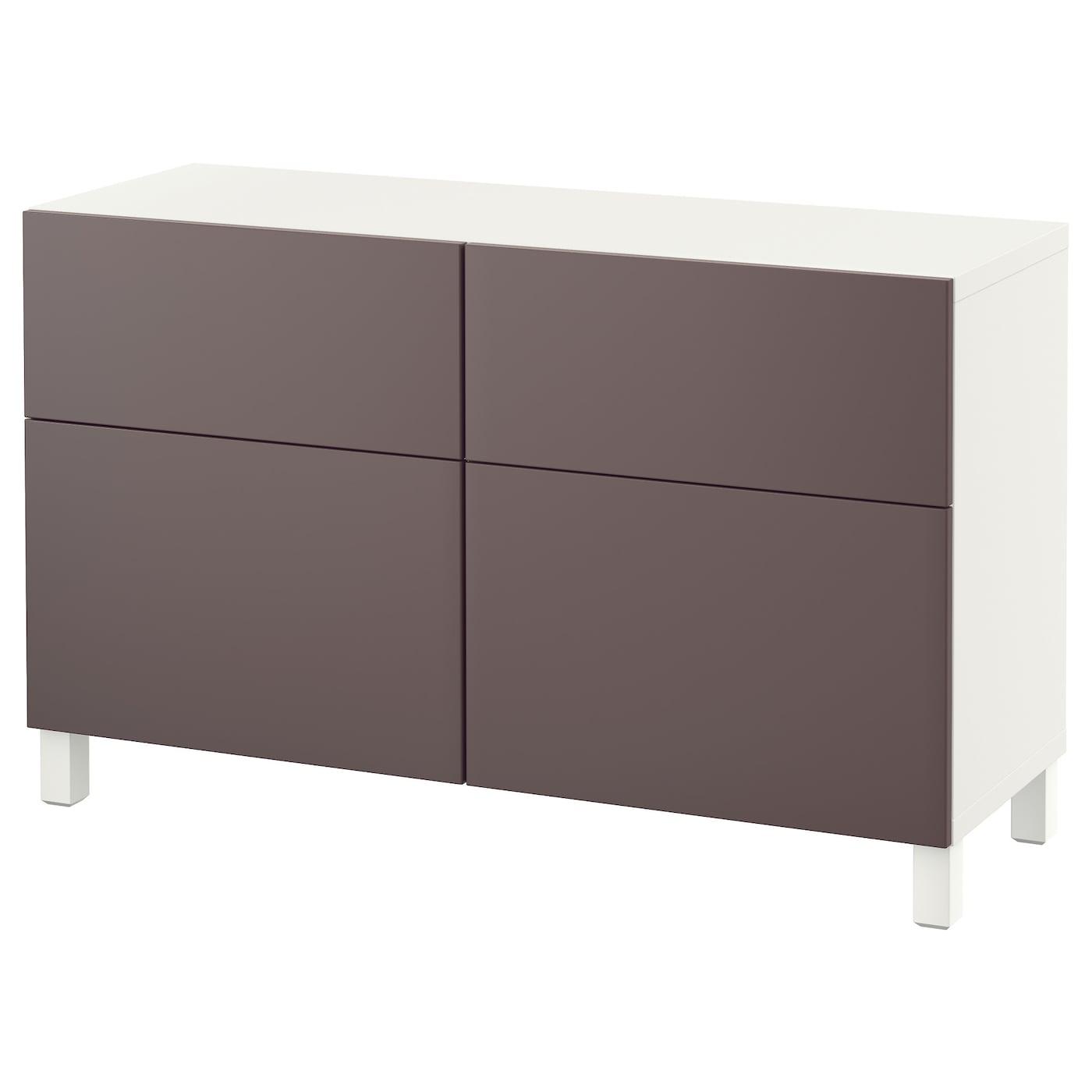 BESTÅ | Wohnzimmer > TV-HiFi-Möbel | Weiß | Papier | IKEA