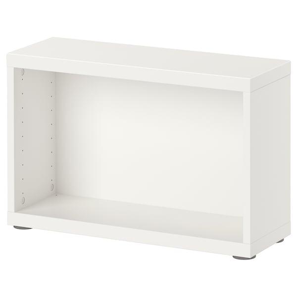 BESTÅ Korpus, weiß, 60x20x38 cm